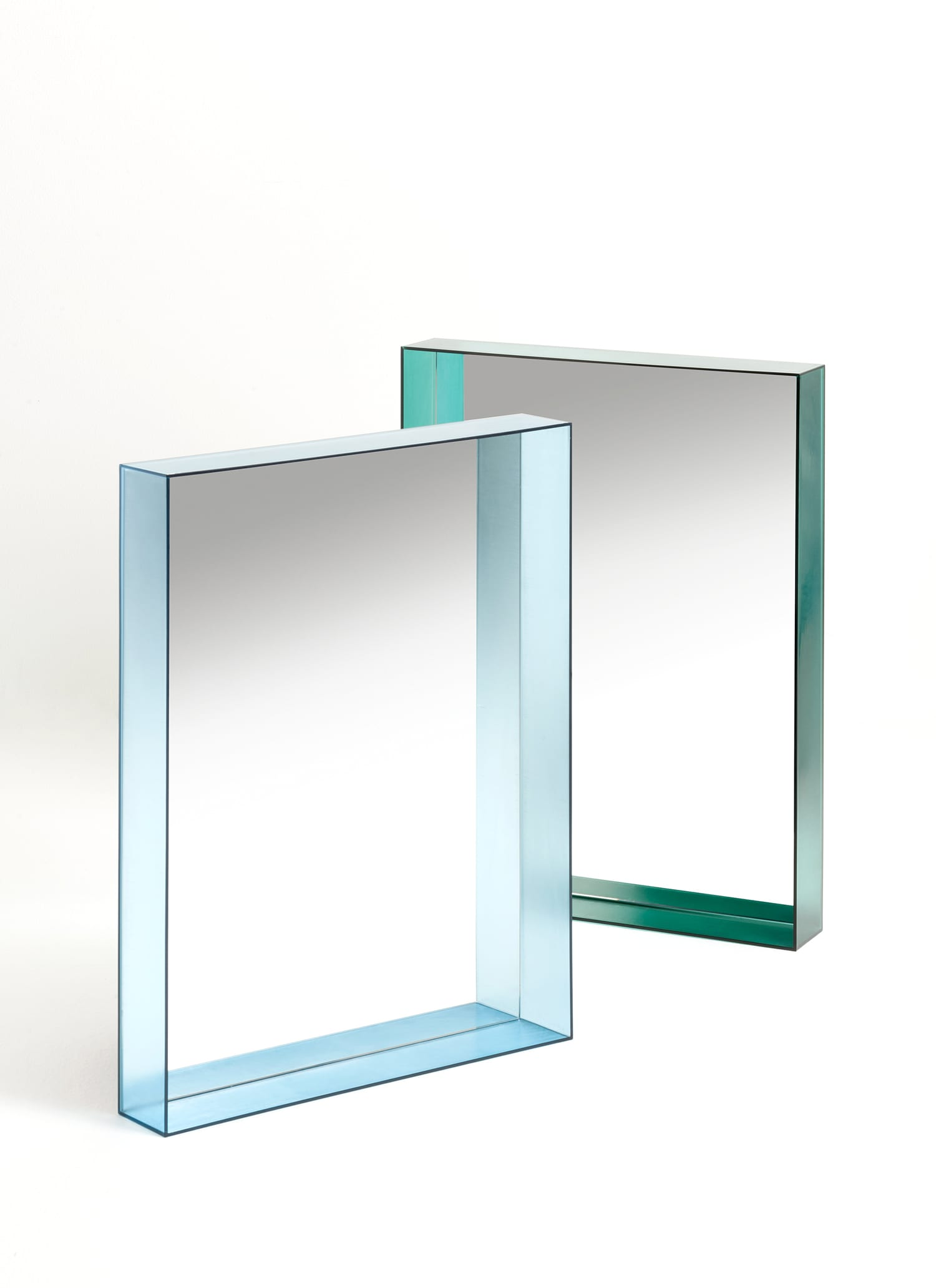 Only Me Mirror by Philippe Starck for Kartell | Yellowtrace