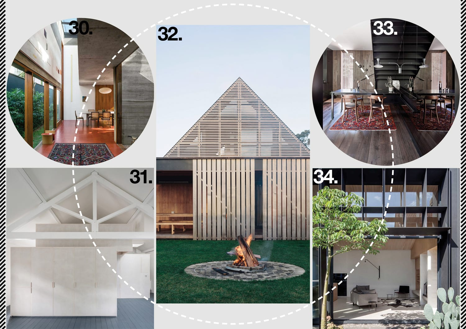 Residential Architecture Archive 2017 | Yellowtrace