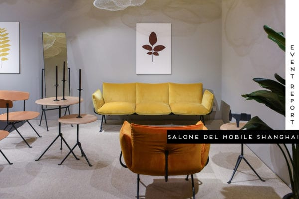 Salone del Mobile Shanghai 2017 | Yellowtrace