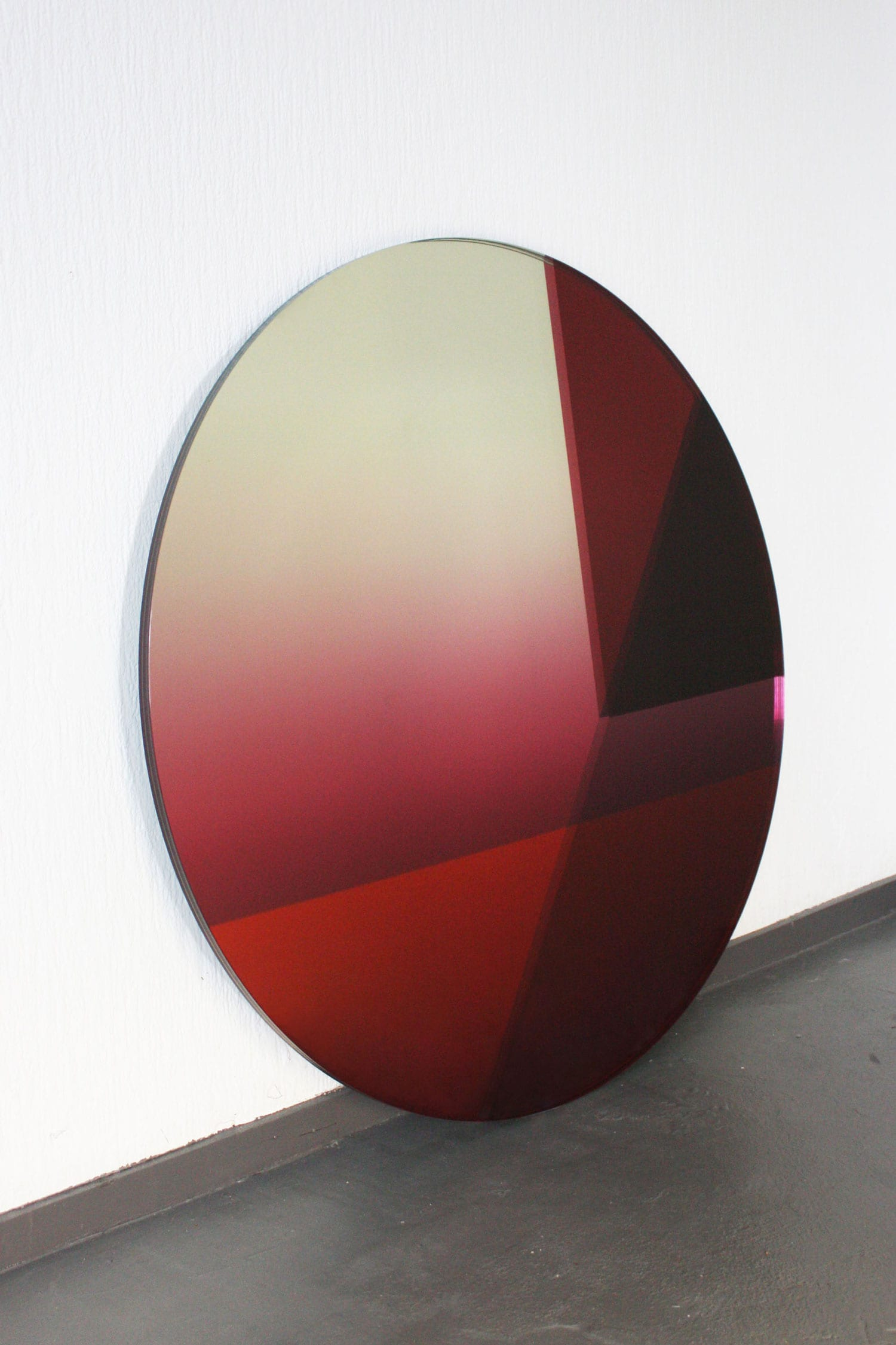 Seeing Glass Mirrors by Sabine Marcelis and Brit van Nerven | Yellowtrace