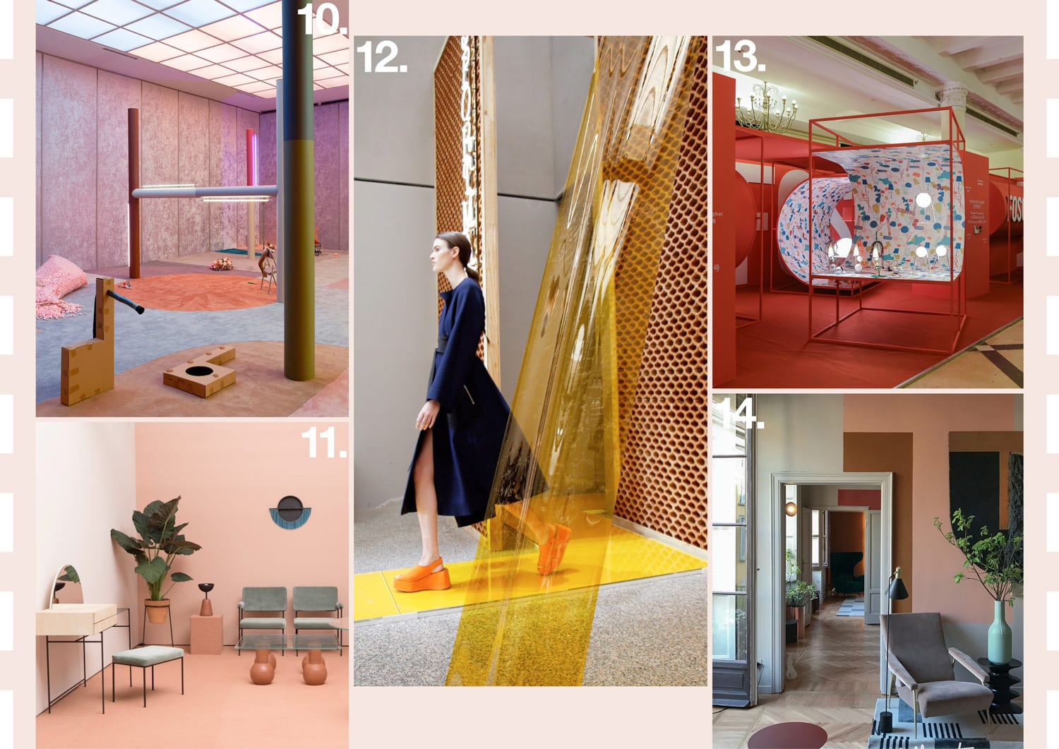 Set Design, Art Direction & Styling 2017 Archive | Yellowtrace