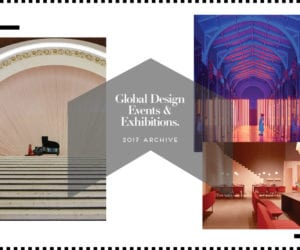 Global Design Events & Exhibitions 2017 Archive | Yellowtrace