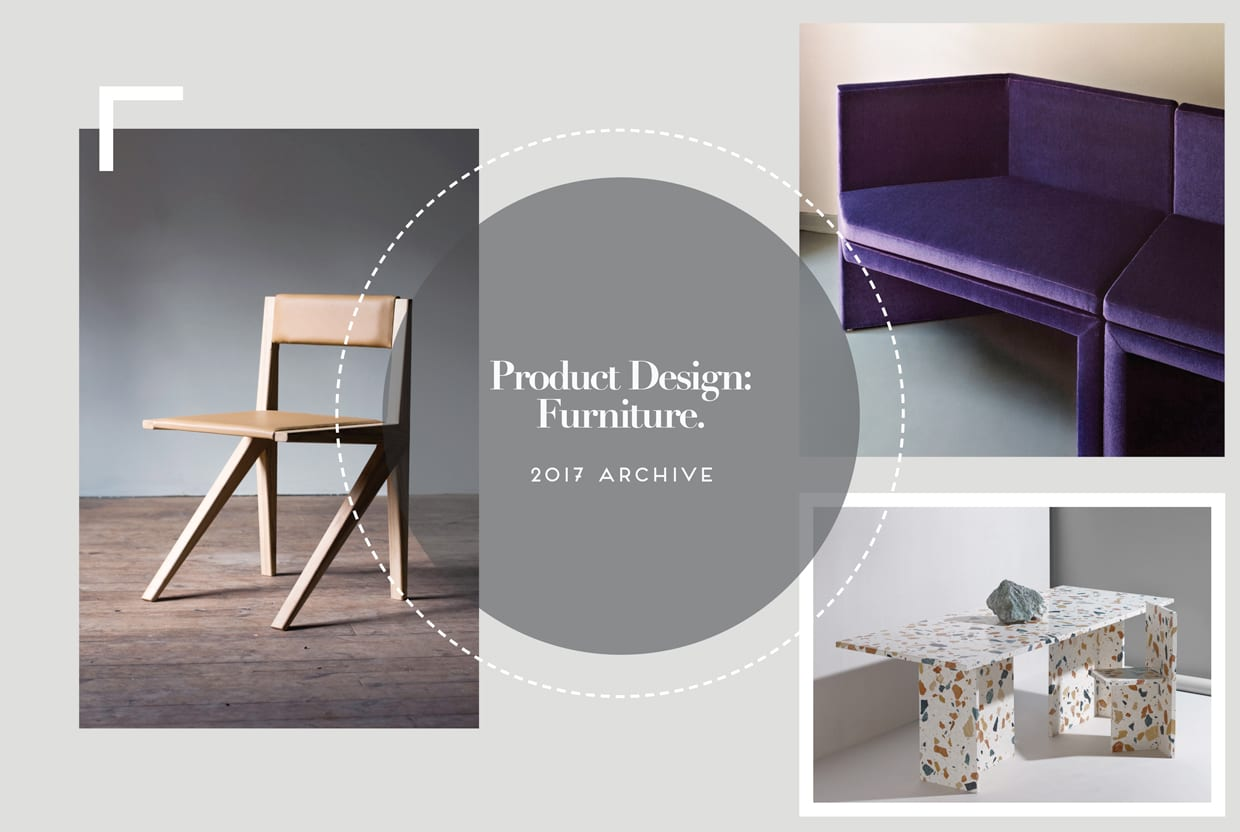 Product Design: Furniture 2017 Archive | Yellowtrace