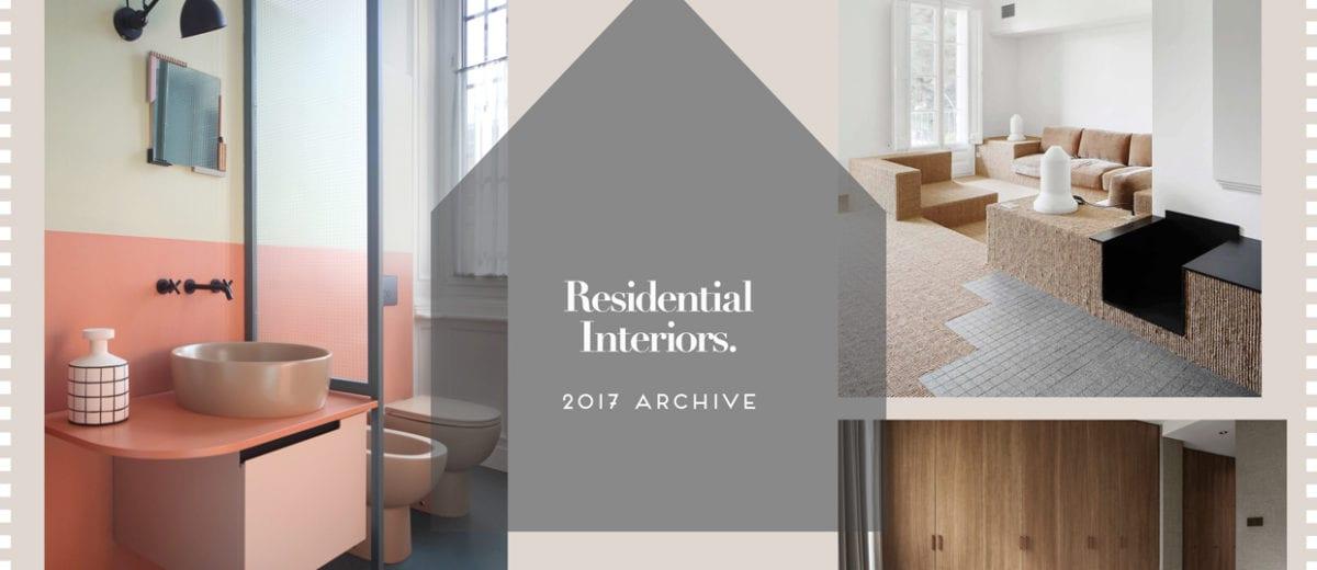 Residential Interior Design | 2017 Archive.