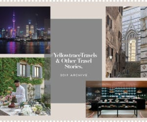 #YellowtraceTravels & Other Travel Stories 2017 Archive   Yellowtrace
