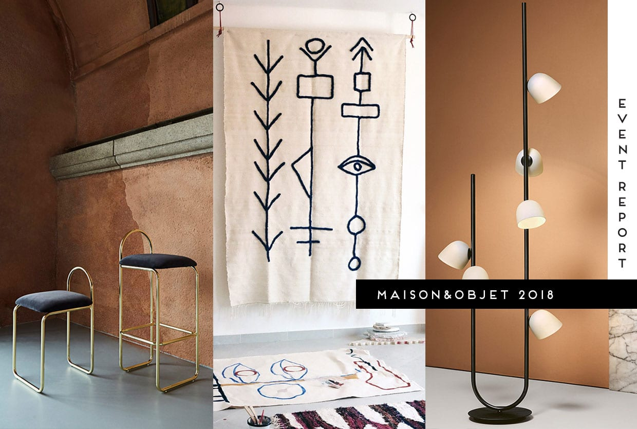 Best of MAISON & OBJET Paris 2018: Event Report by Yellowtrace