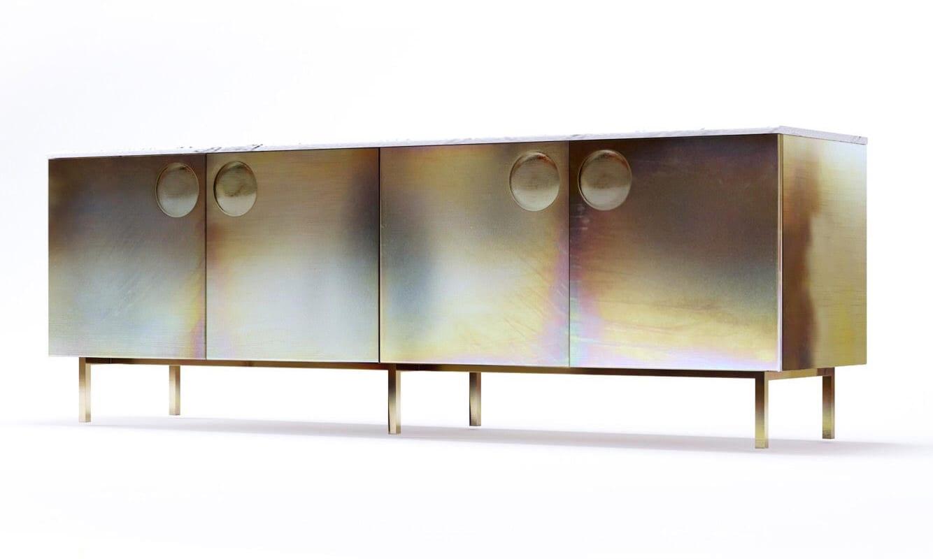 Bump Cabinet by La Chance at Maison & Objet 2018 | Yellowtrace