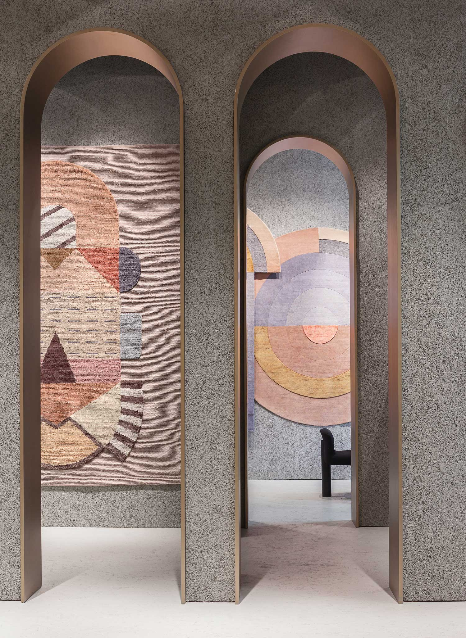 CC-Tapis Stand at Maison & Objet 2018 | Yellowtrace