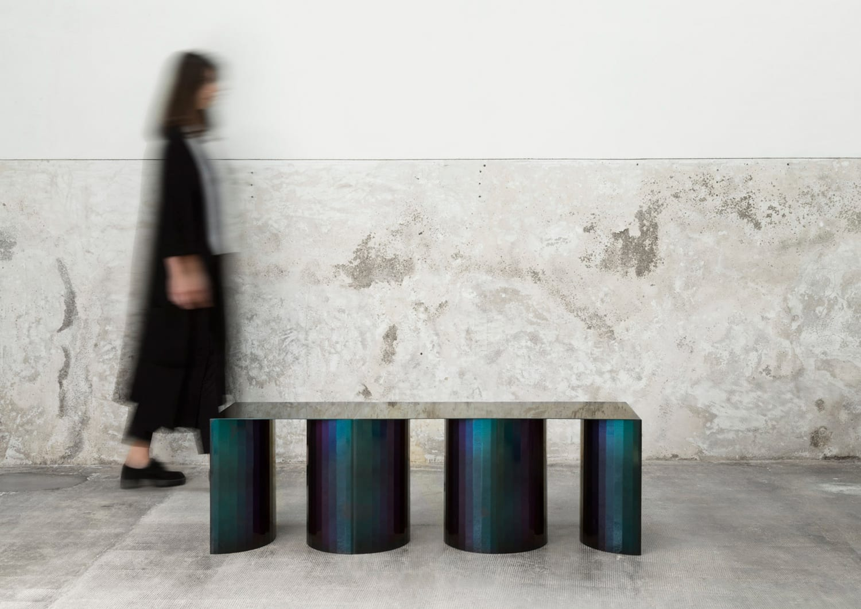Cetoine by Alejandra Perini, Gonzalo Sanchez Lollano & Raul Arribas de Miguel at Pure Talents Contest, IMM Cologne 2018 | Yellowtrace