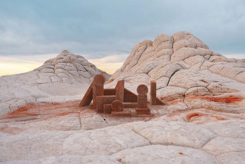 Co-Existe: Exploration of Digital vs Natural Materials & Environments | Yellowtrace