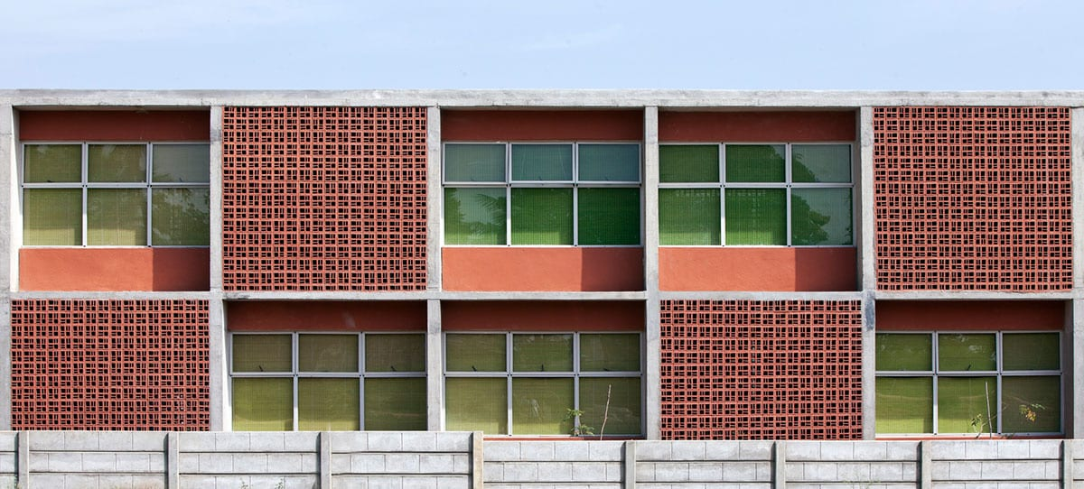 DPS Kindergarden School in Bangalore, India by Khosla Associates | Yellowtrace
