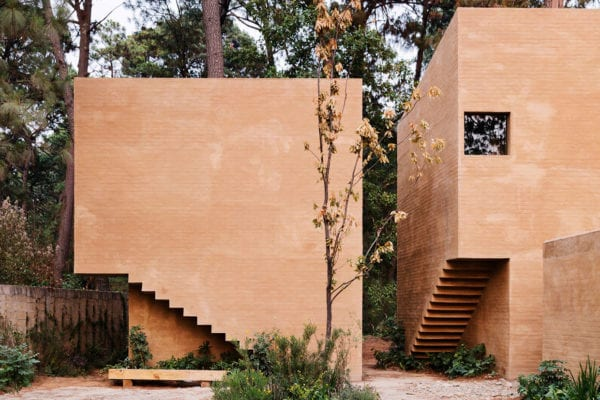 Entrepinos Housing in Valle de Bravo, Mexico by Taller Hector Barroso | Yellowtrace
