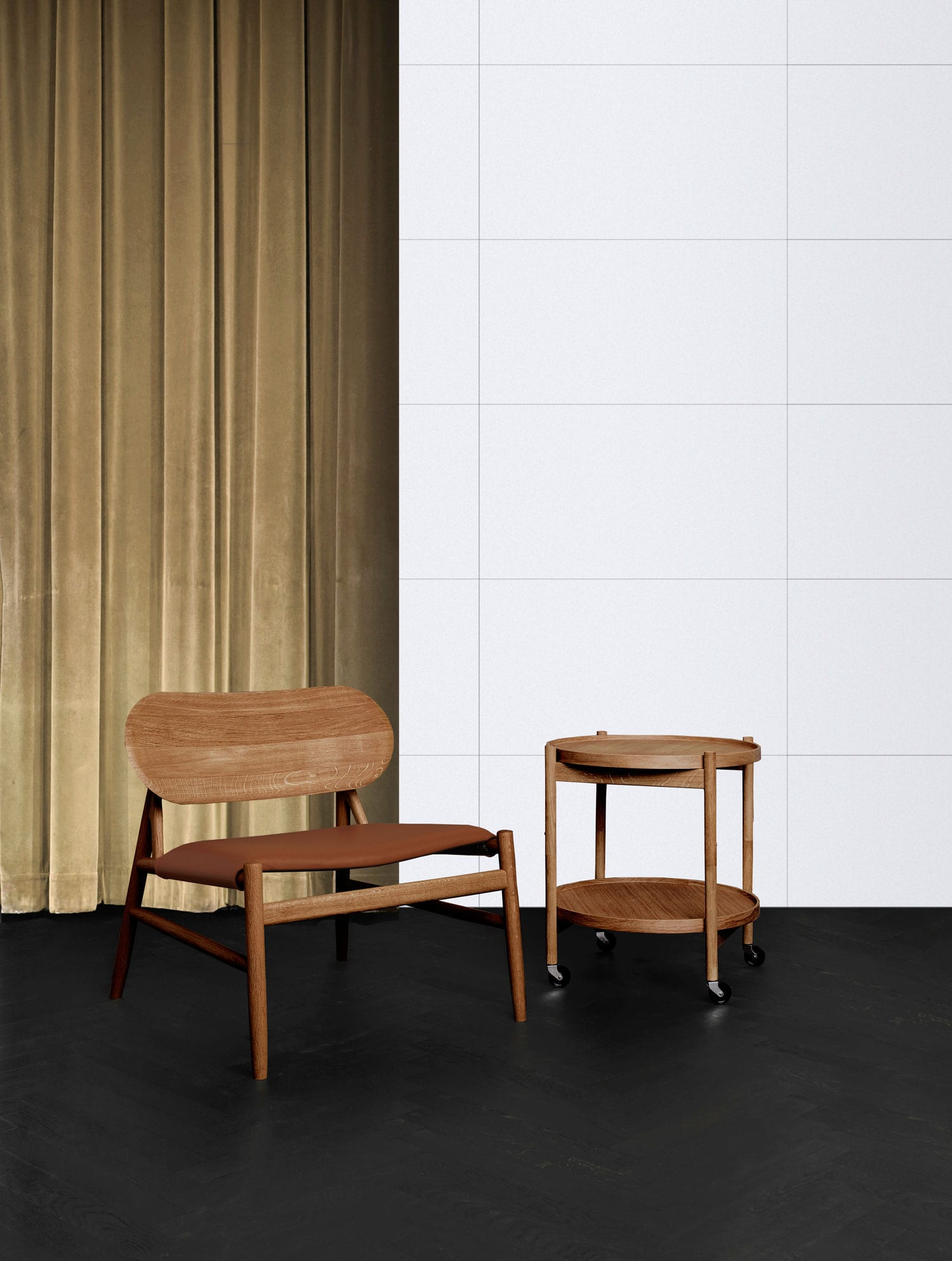Ferdinand Chair by OEO Studio for Brdr Kruger at IMM Cologne 2018 | Yellowtrace