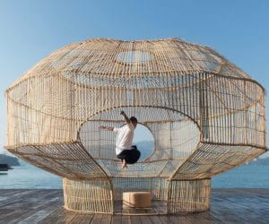 Fish Trap House by Cheng Tsung FENG | Yellowtrace