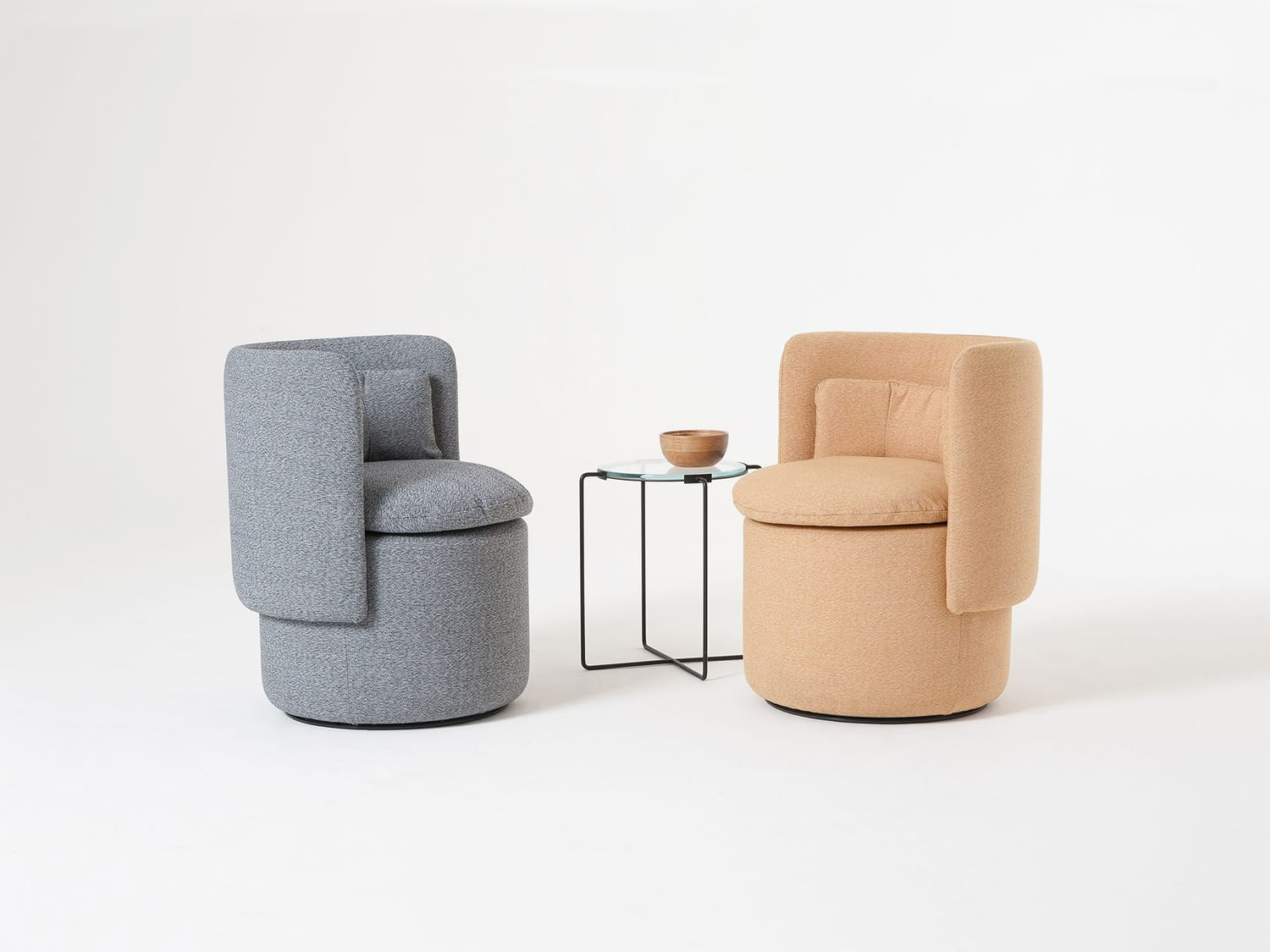 Group Armchair by Philippe Malouin for SCP at Maison & Objet 2018 | Yellowtrace