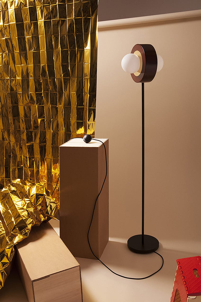 Haos Floor Lamp at Maison & Objet 2018 | Yellowtrace