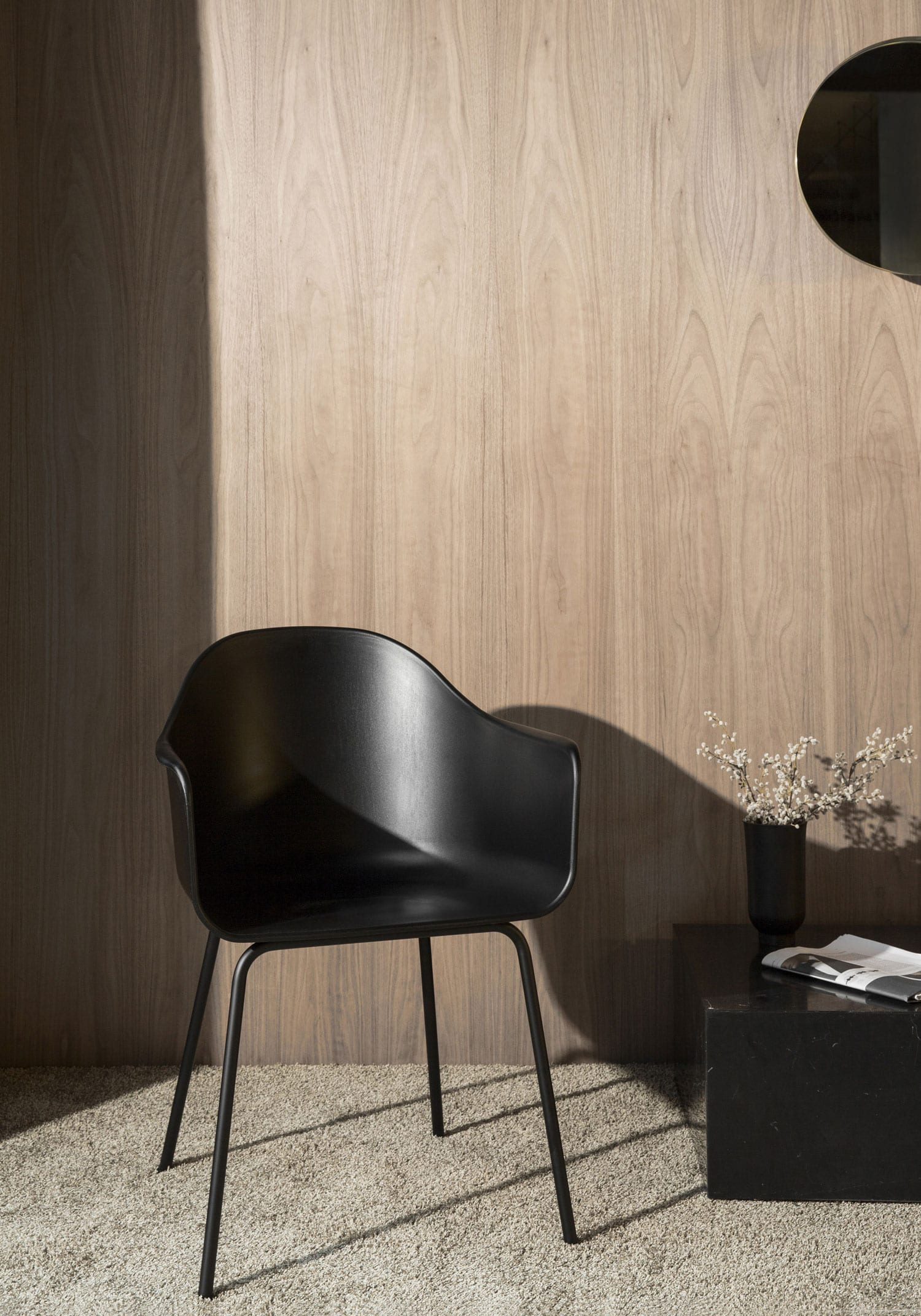 Harbour Chair by Norm Architects for Menu at IMM Cologne 2018 | Yellowtrace-26