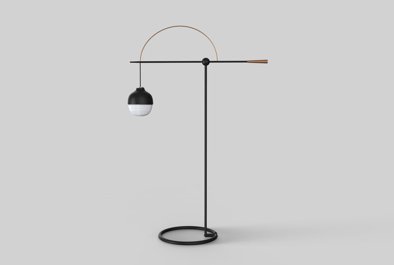 Landscape Floor Lamp by KIMU Design | Yellowtrace