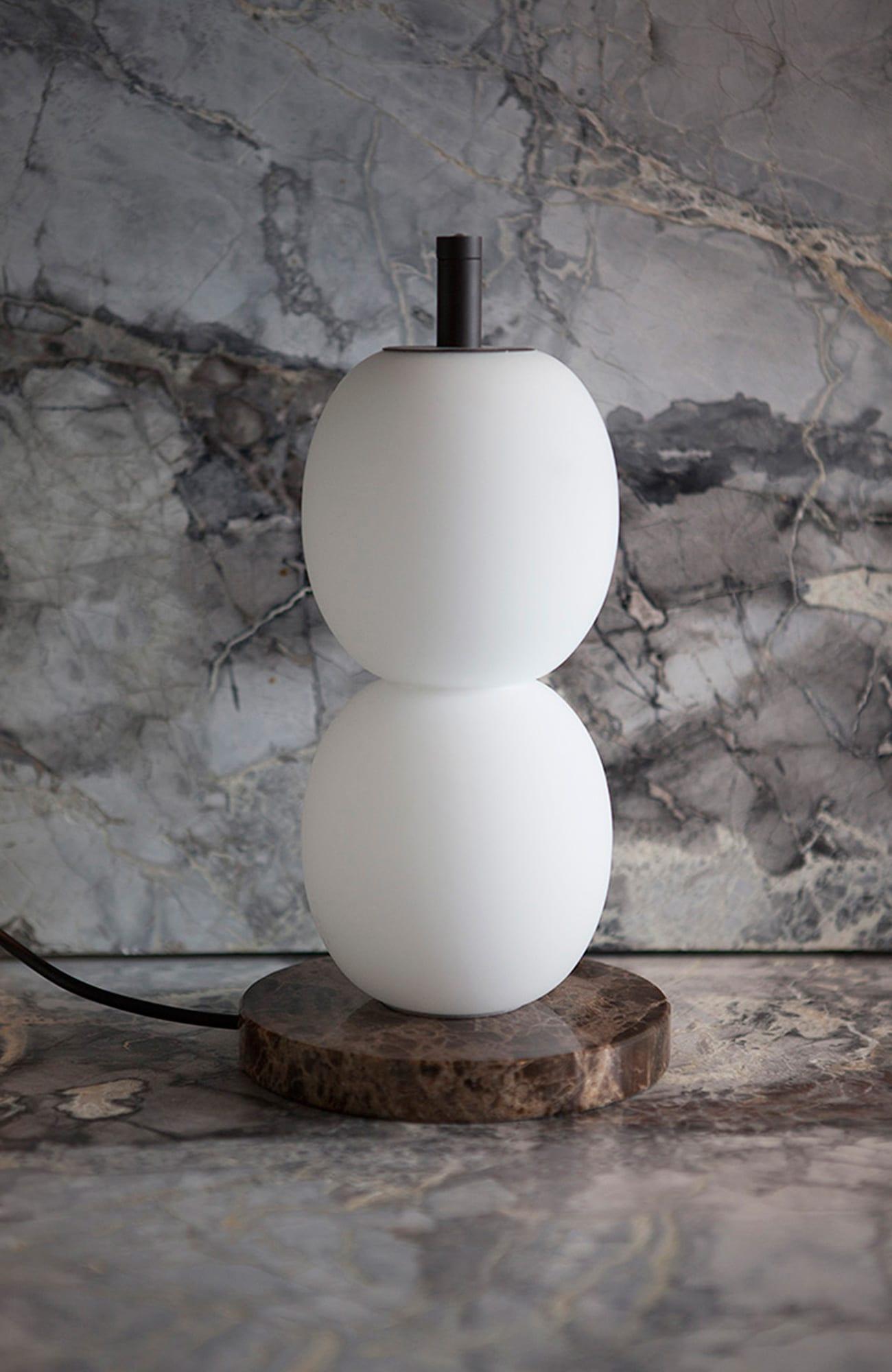 Mainkai Floor Lamp by Sebastian Herkner for Avenue Road at IMM Cologne 2018 | Yellowtrace