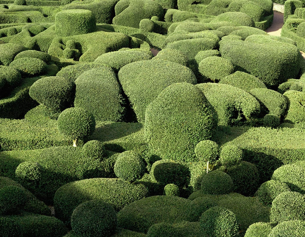 Marqueyssac Topiary Gardens by Philippe Jarrigeon | Yellowtrace