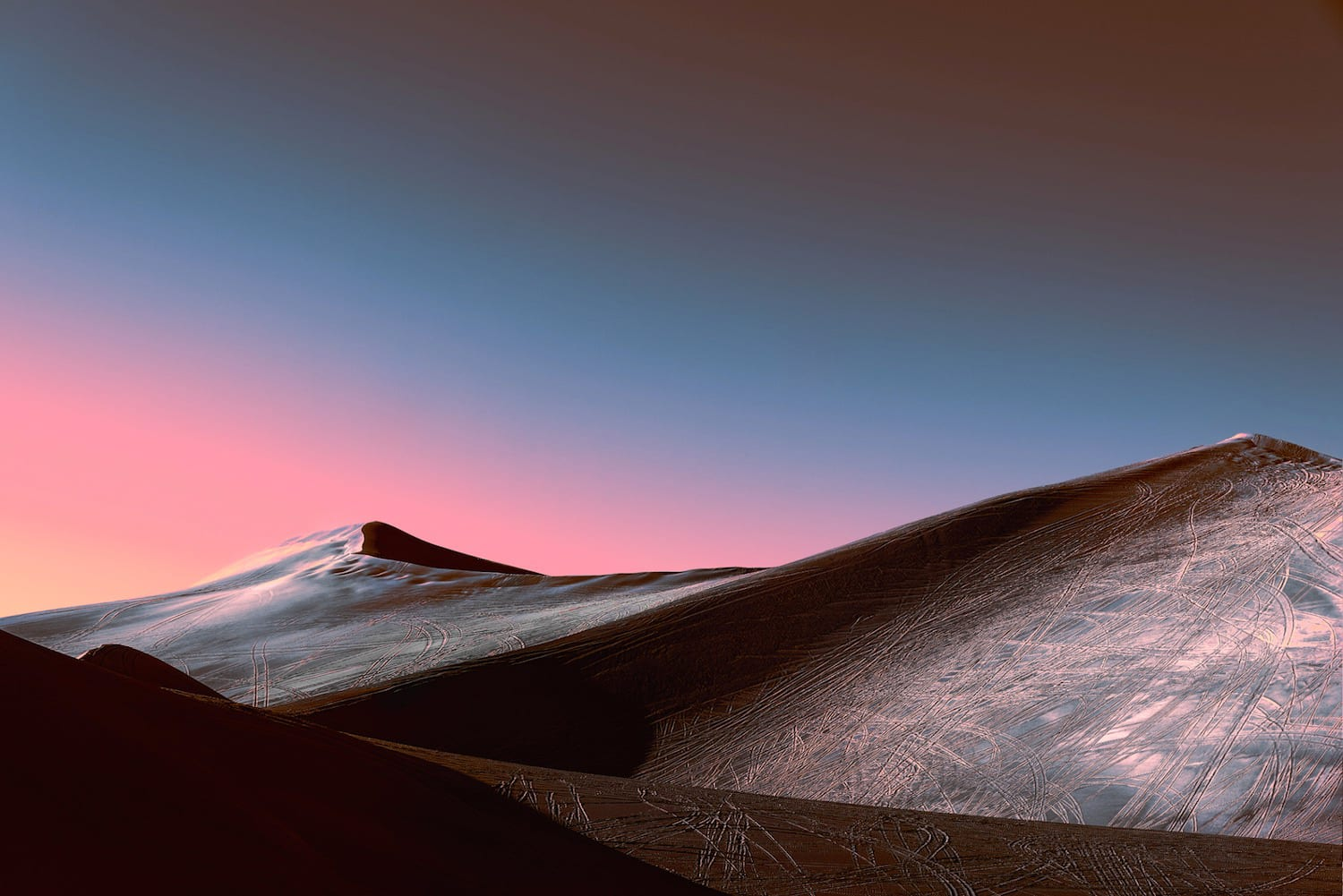 Neon Desert by Stefano Gardel | Yellowtrace