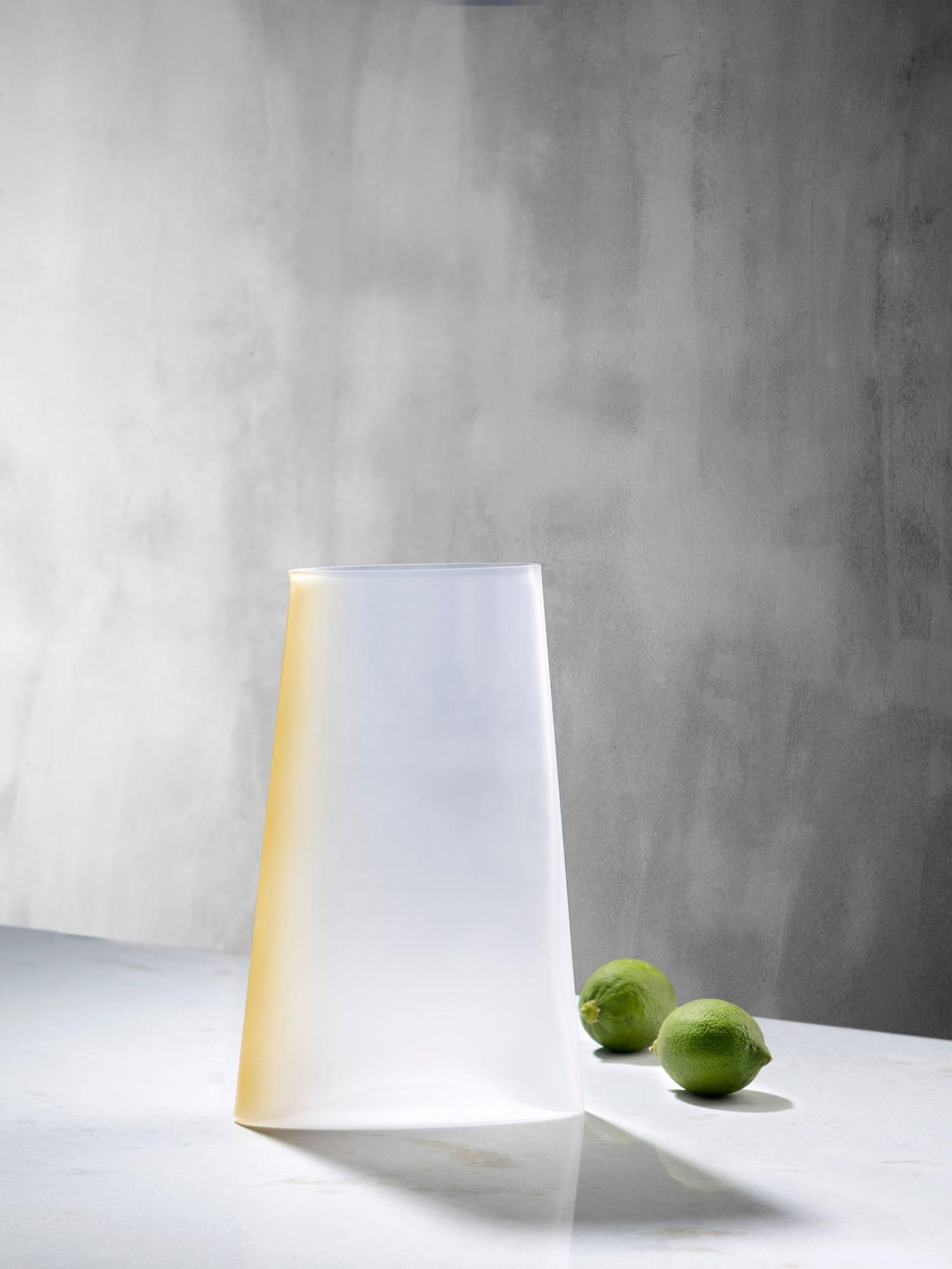 Nude Glassware by Formafantasma at Maison & Objet 2018 | Yellowtrace