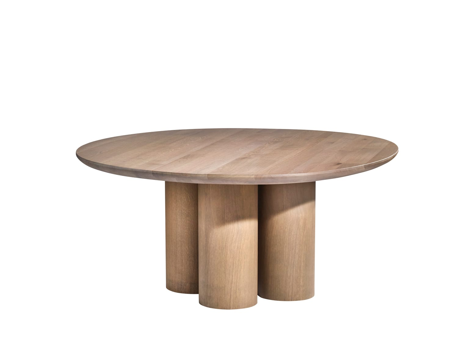OLLE Dining Table by Studio Piet Boon Collection at IMM Cologne 2018 Yellowtrace