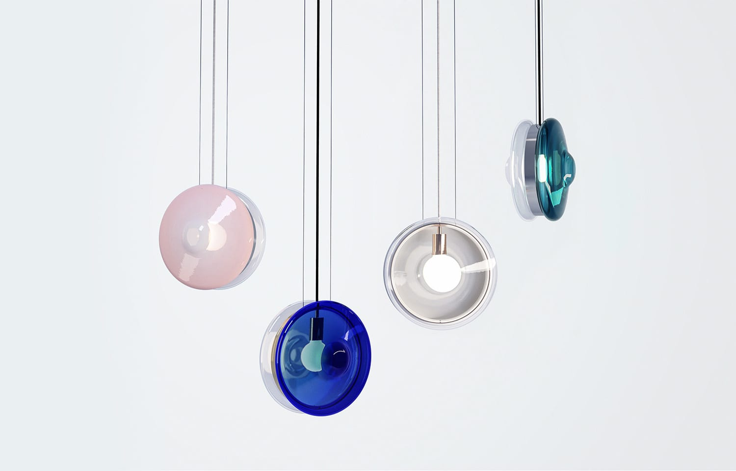 Orbital Collection by Studio deForm for Bomma at Maison & Objet 2018 | Yellowtrace