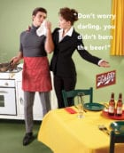 Photographer Reverses Gender Roles in a Clever Interpretation of Sexist Vintage Ads | Yellowtrace