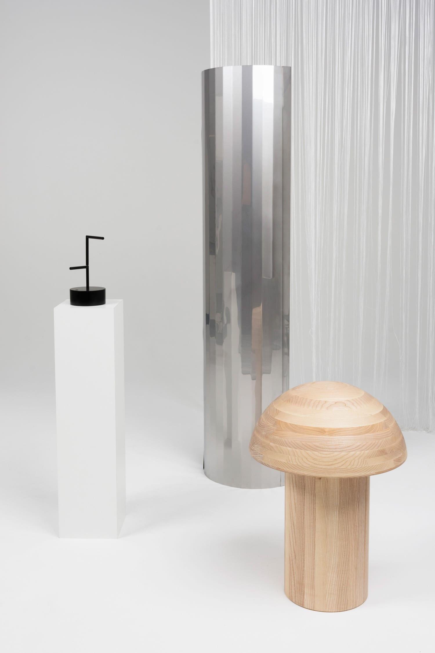 Produktreih Hyperreal by Pia Regenbrecht at Pure Talents Contest, IMM Cologne 2018 | Yellowtrace