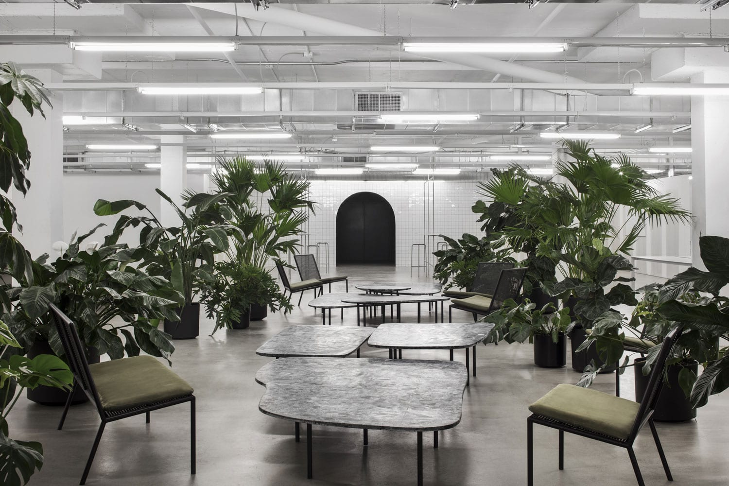 SSENSE HQ in Montreal Canada by Atelier Barda Yellowtrace