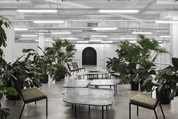 SSENSE Headquarters in Montreal, Canada by Atelier Barda | Yellowtrace