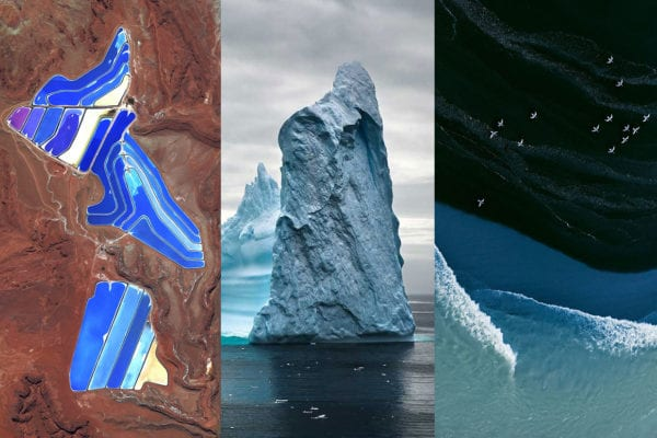 Spectacular Aerial Nature Photography, Curated by Yellowtrace