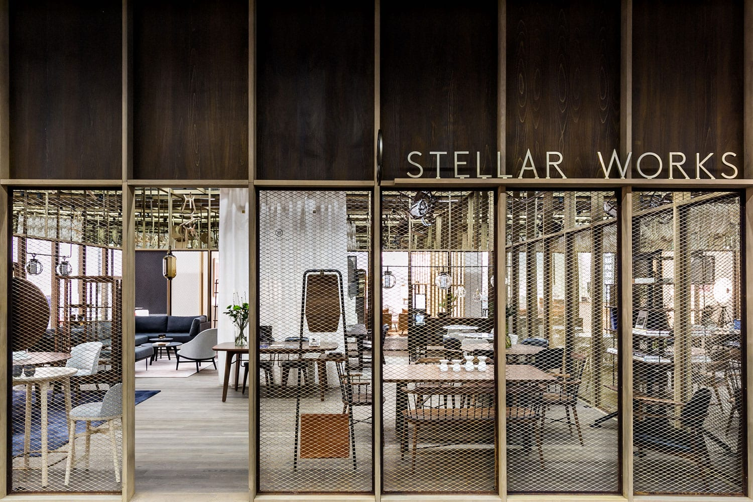 Stellar Works at IMM Cologne 2018 | Yellowtrace