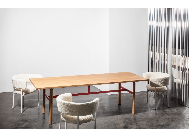 Studio David Thulstrup for Mobel Copenhagen at IMM Cologne 2018 | Yellowtrace