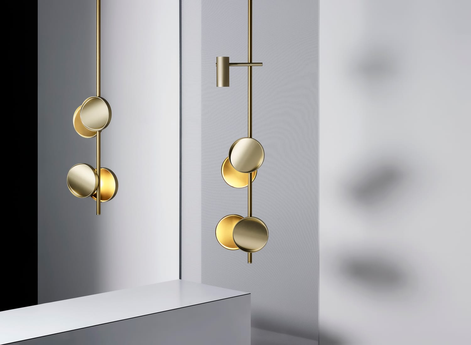 Typography Lighting Collection by Studio Truly Truly for Rakumba, Debut at IMM Cologne 2018 | Yellowtrace