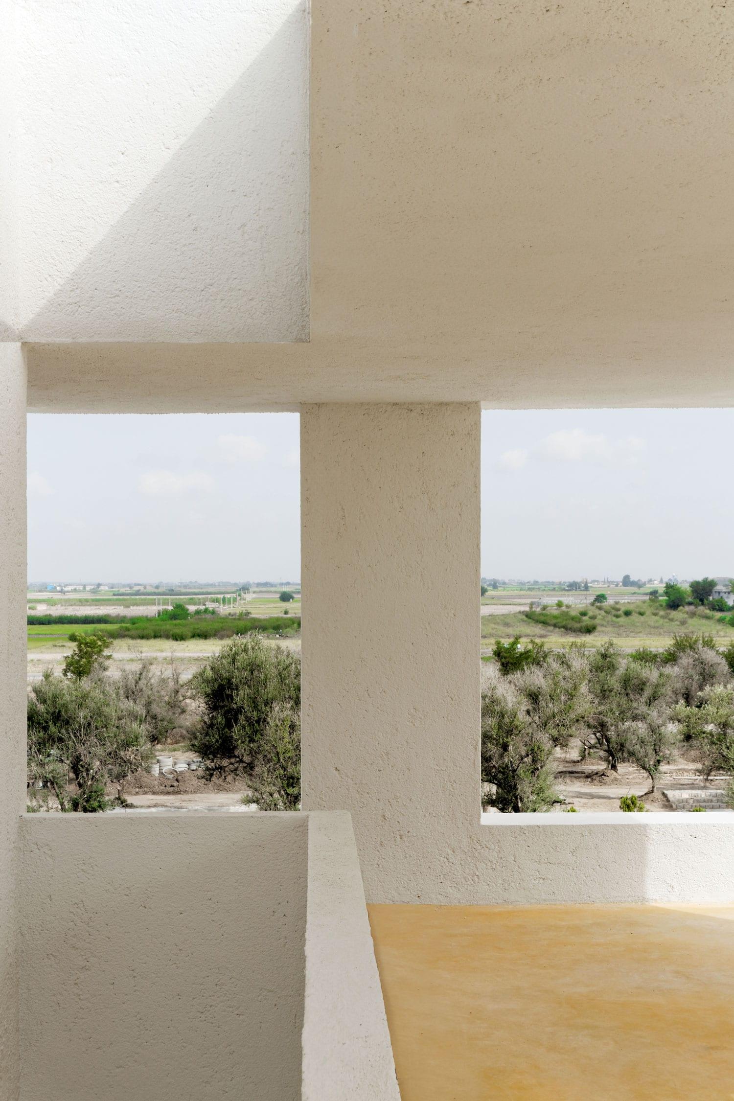 Villa Cheshm Cheran in Minudasht, Iran by ZAV Architects   Yellowtrace