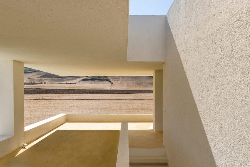 Villa Cheshm Cheran in Minudasht, Iran by ZAV Architects | Yellowtrace