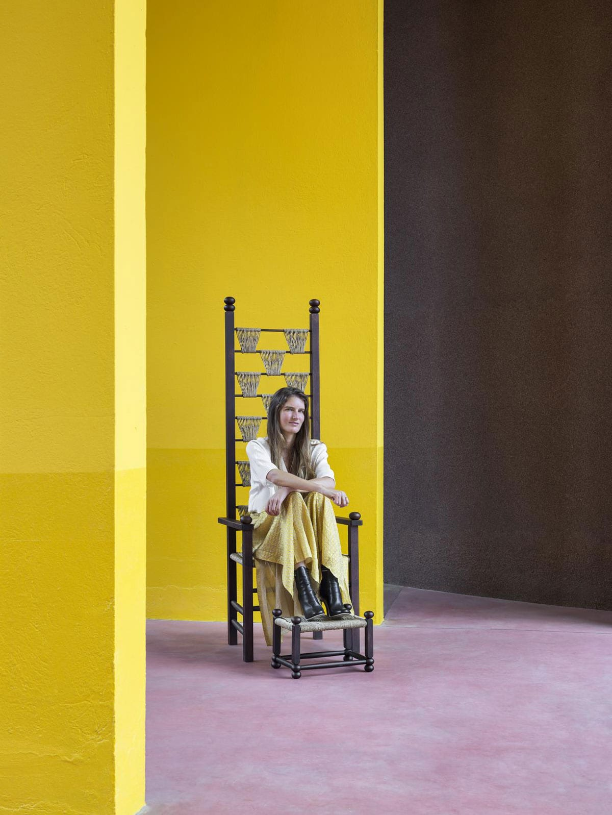 WELCOME! Collection by Chiara Andreatti for FENDI | Yellowtrace