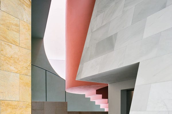 110 Rooms: Jaw-Dropping Apartment Building in Barcelona by MAIO Architects   Yellowtracce