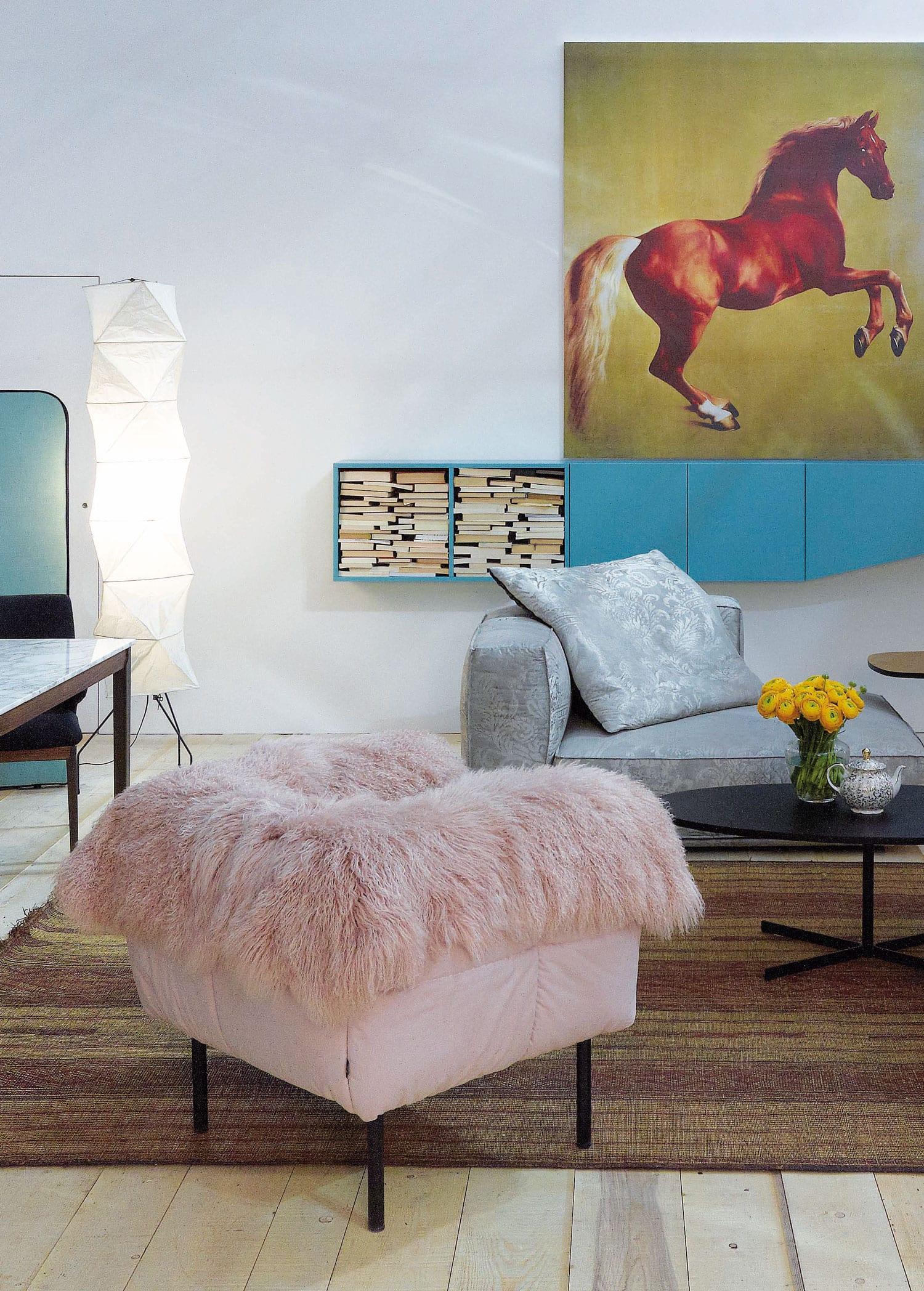 Arflex Pecorells Armchair by Cini Boeri | Yellowtrace