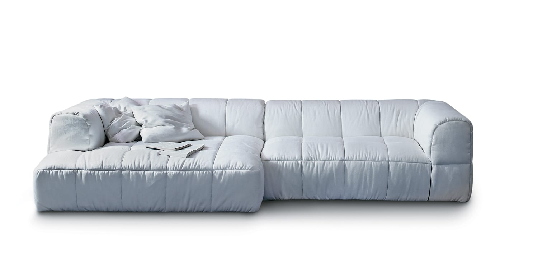 Arflex Strips Sofa by Cini Boeri | Yellowtrace