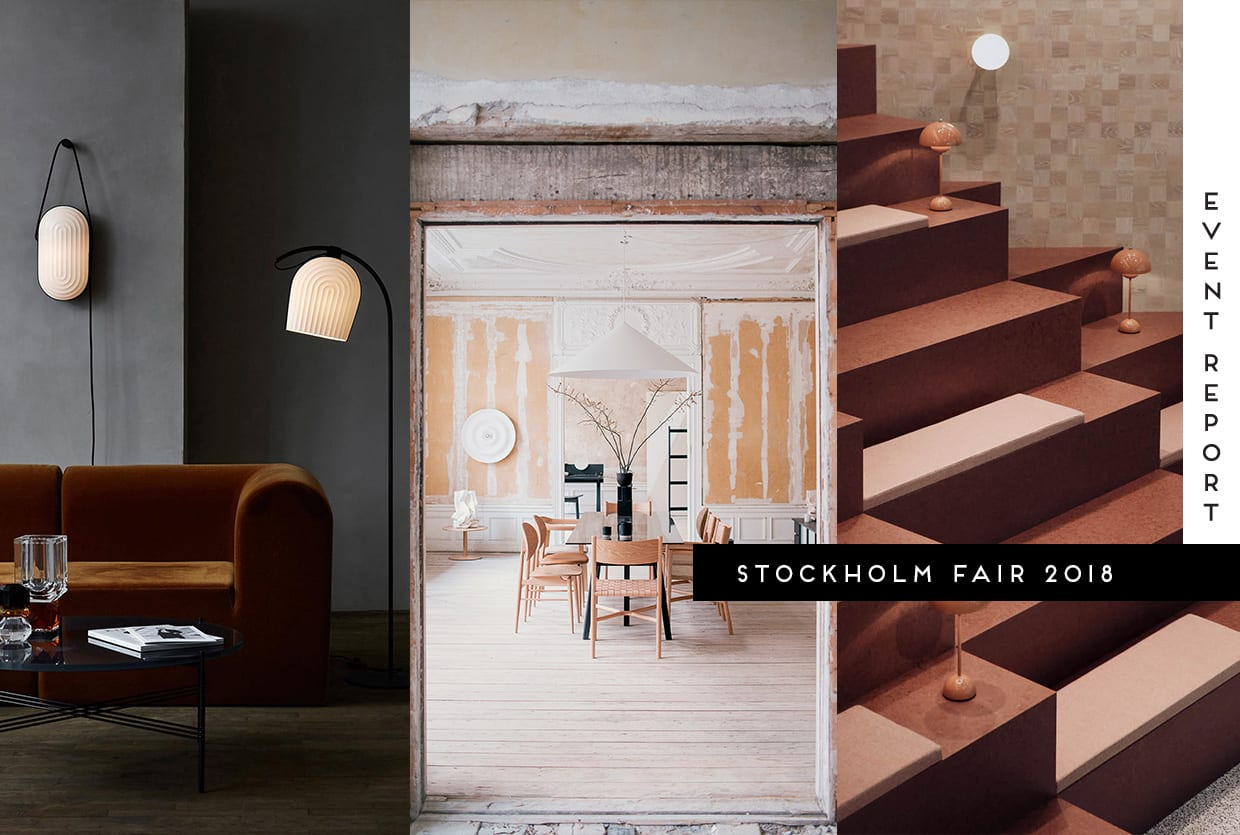 Best Of Stockholm Design Week 2018