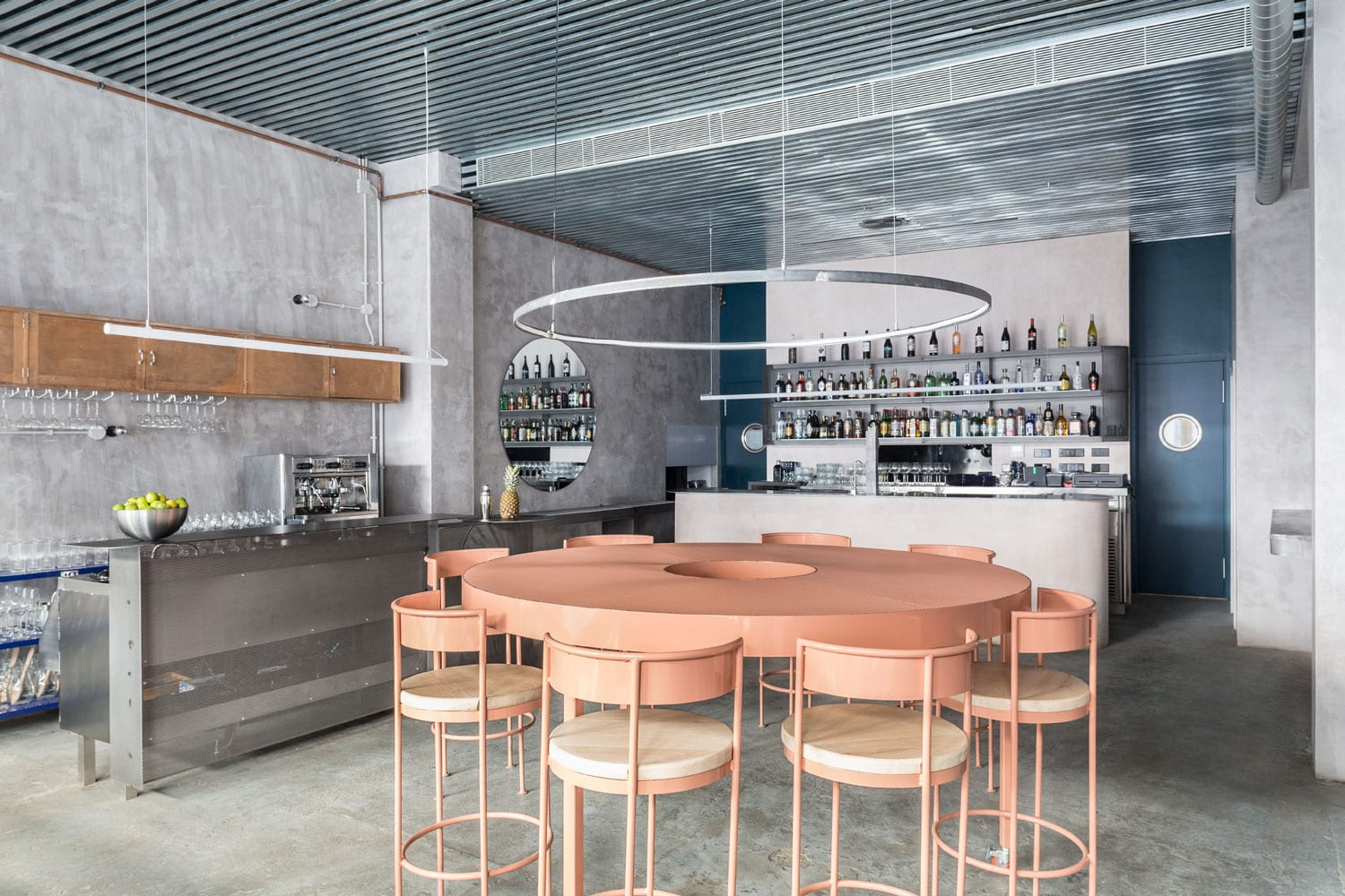 CASAPLATA Restaurant & Cocktail Bar in Seville by Lucas y Hernández-Gil   Yellowtrace