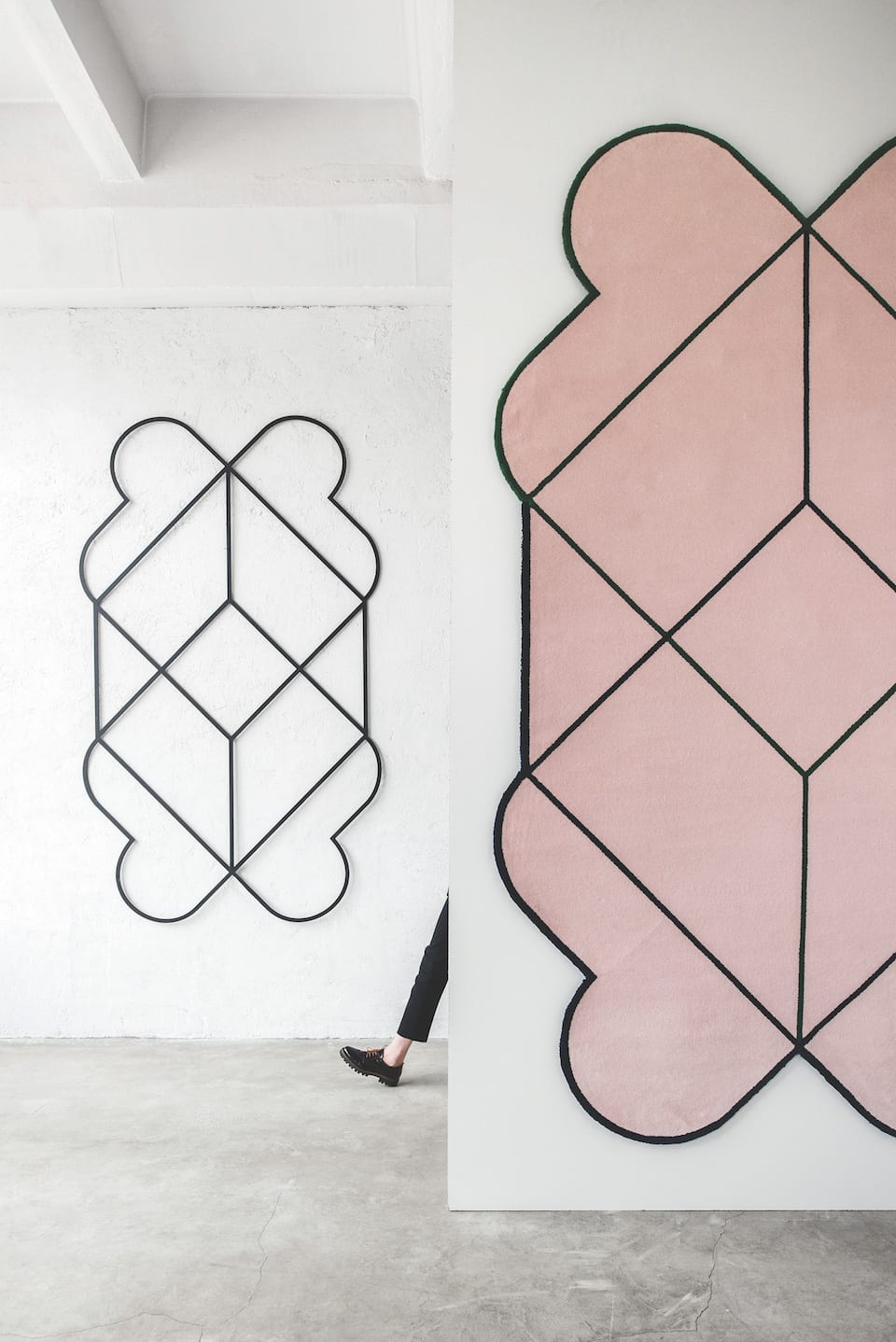 Carpets by jot.jot at Stockholm Furniture Fair 2018   Yellowtrace
