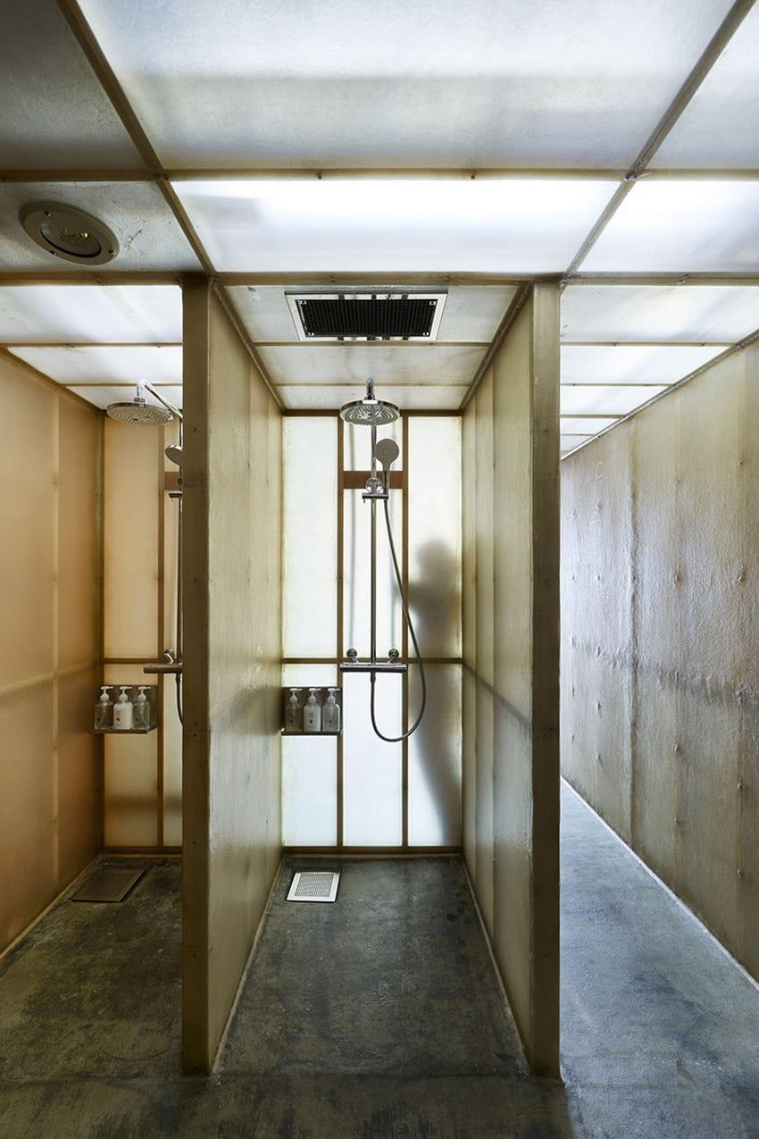 Do-C Ebisu Tokyo Capsule Hotel Renovation By Schemata