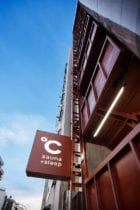 Do-C Ebisu Capsule Hotel Renovation in Tokyo by Schemata Architects   Yellowtrace