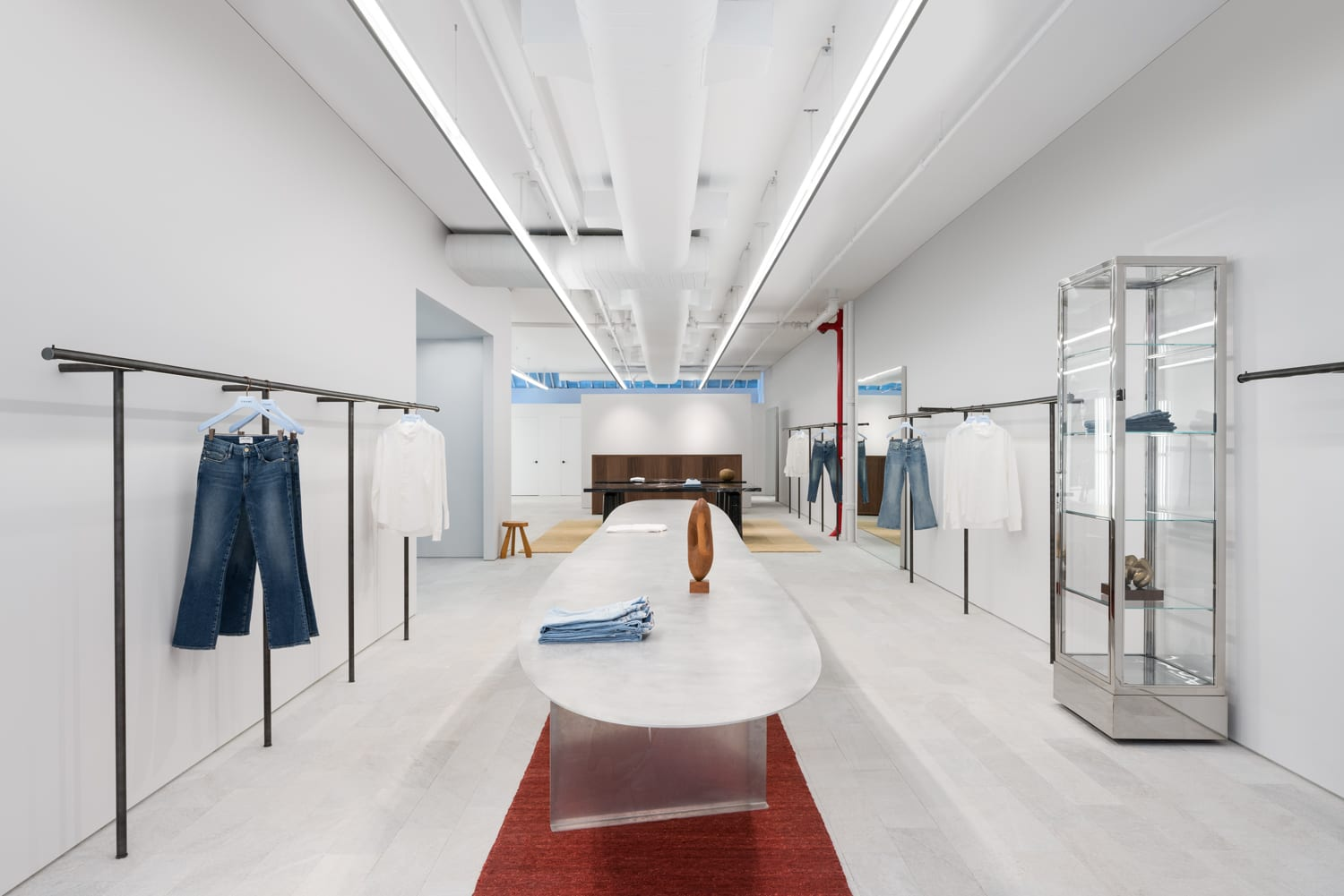 FRAME Greene Street NYC by Christian Hallerod | Yellowtrace
