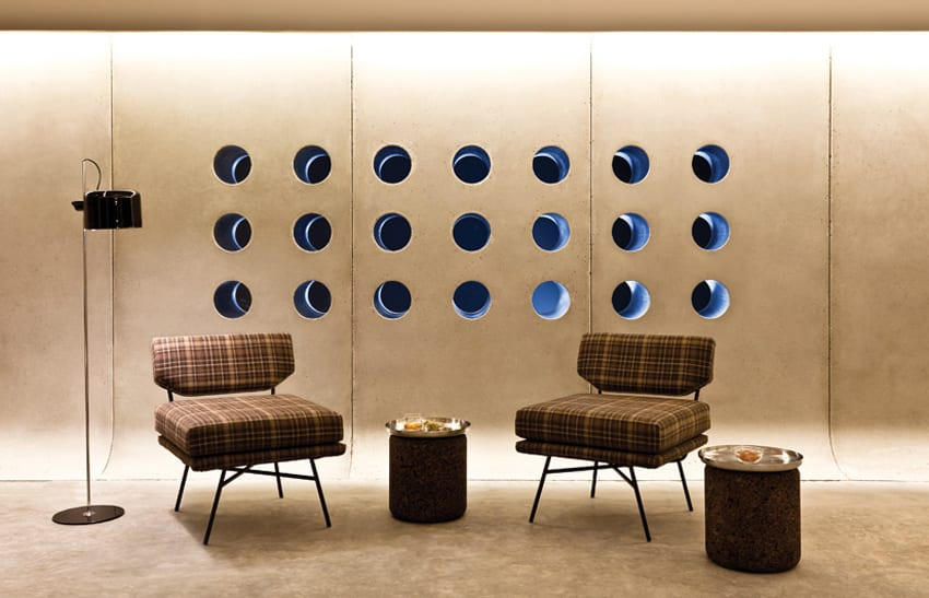 Hotel Americano in New York by M.C.H. Arnaud Montigny | Yellowtrace