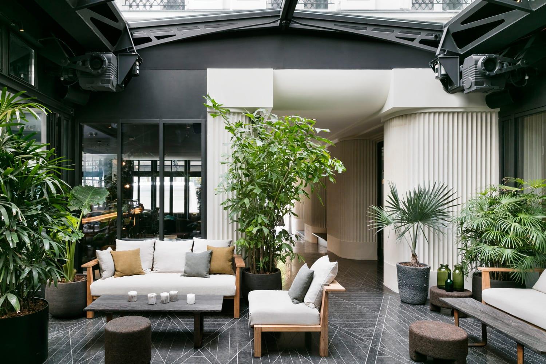 Hotel National des Arts et Métiers, Paris by Raphael Navot | Yellowtrace